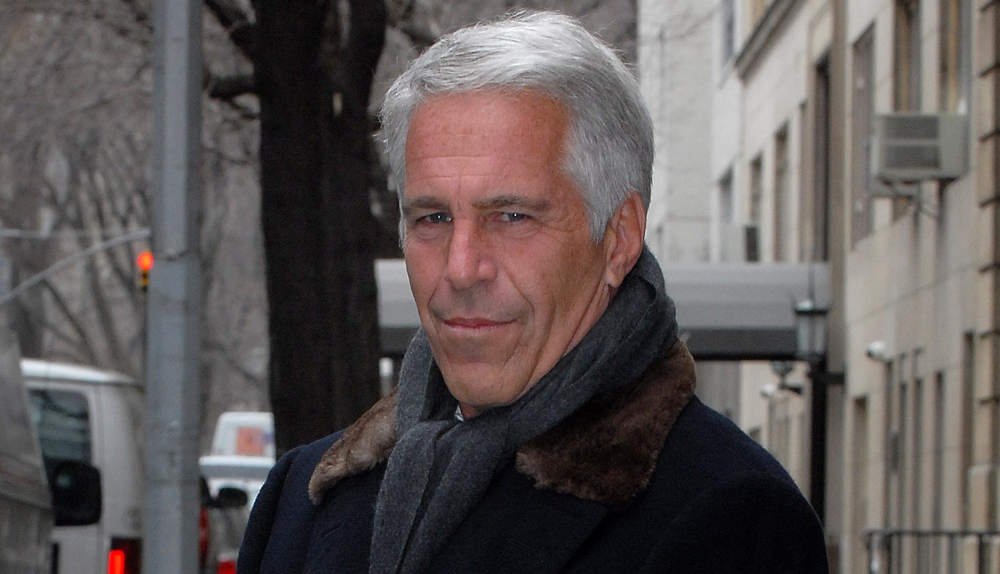 Jeffry Epstein