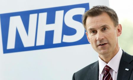 Hunt calls for NHS pay restraint