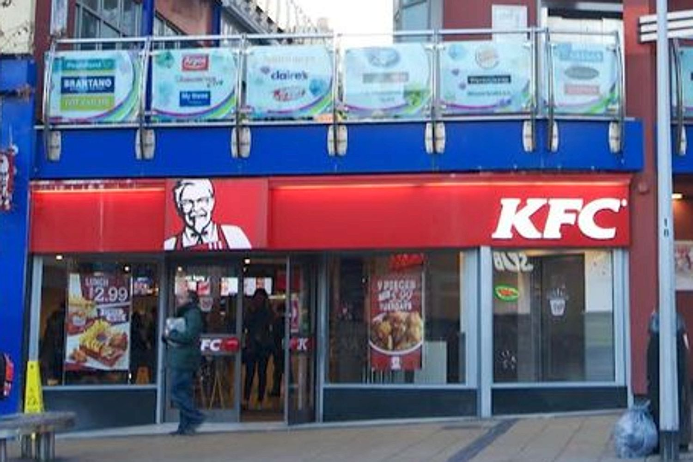 KFC Birmingham