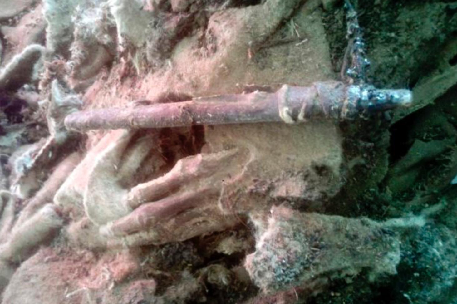 Mummy's Hands
