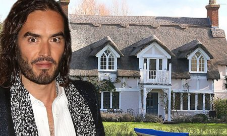 Russell Brand mansion
