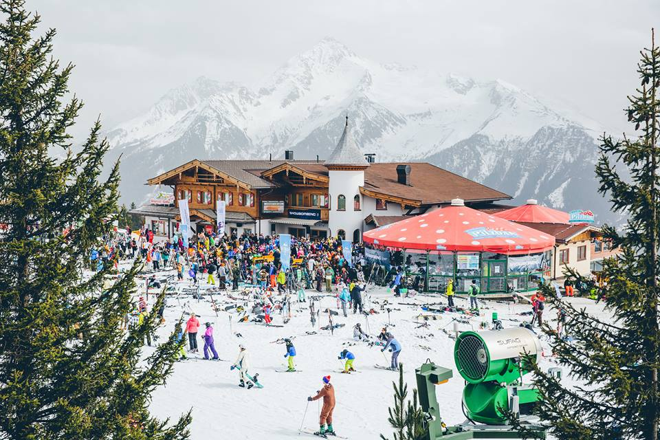 Snowbombing 2016 Review - Views