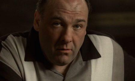 Tony Soprano Final Scene