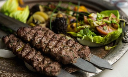 World's Most Expensive Kebab