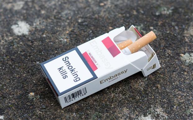 10 Pack Cigarette