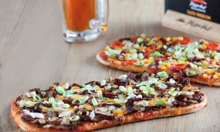 Beer Infused Pizzas