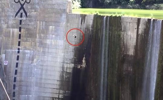 Biggest Dam Jump