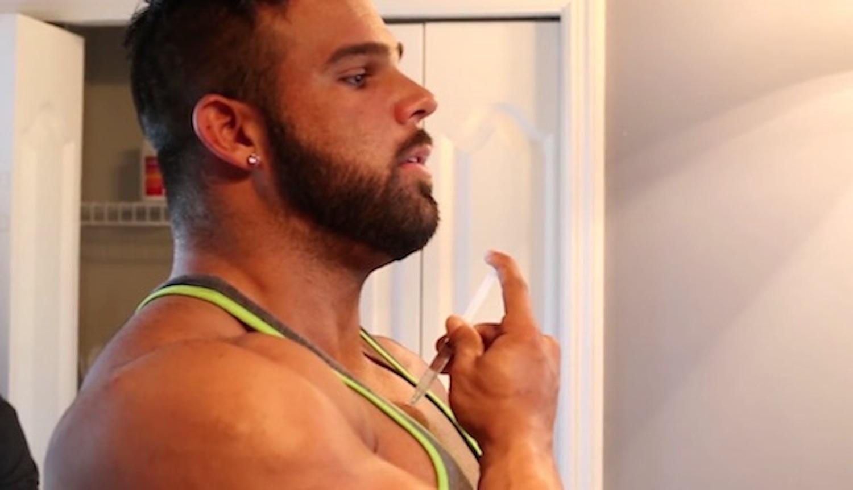 Bostin Loyd Injecting Steroids