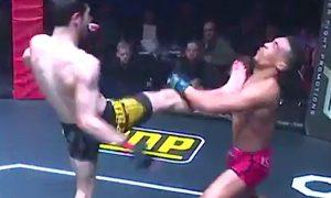 Brutal Kick Knockout MMA