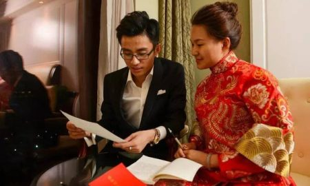 Chinese Couple Constitution