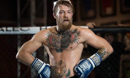 Conor McGregor Open Workout