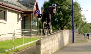 Danny MacAskill Airedale