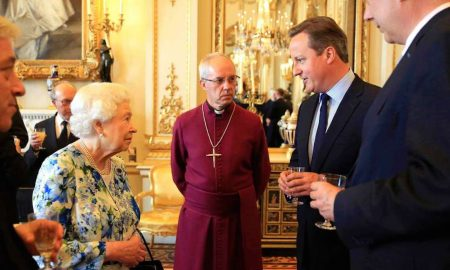 David Cameron The Queen