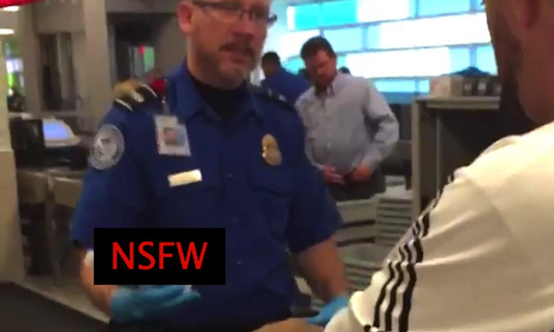 Dildo Airport Security