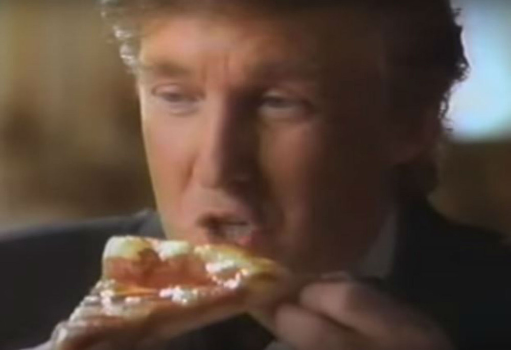 Donald Trump Pizza