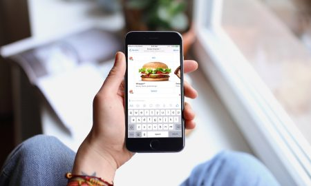 Facebook Messenger Burger King