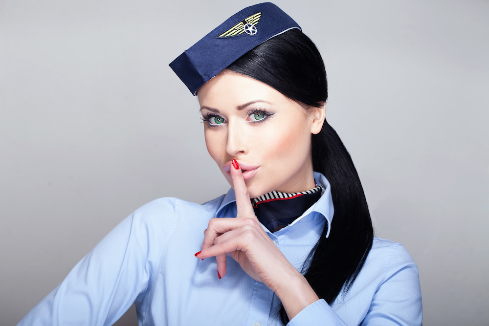 Flight Attendant Secret