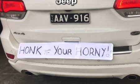 Honk If Your Horny