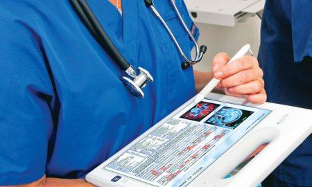Hospital tablet