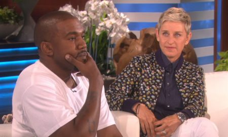 Kanye West Rant Ellen