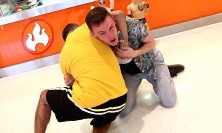 Kebab Shop Wrestling