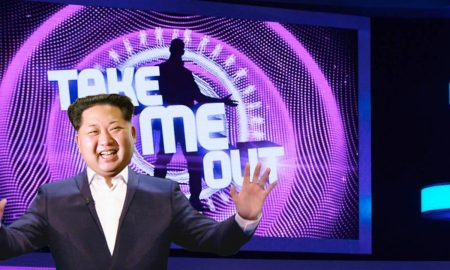Kim Jong Un take me out