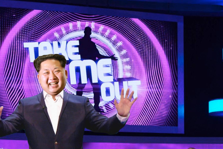 Kim Jong Un take me out