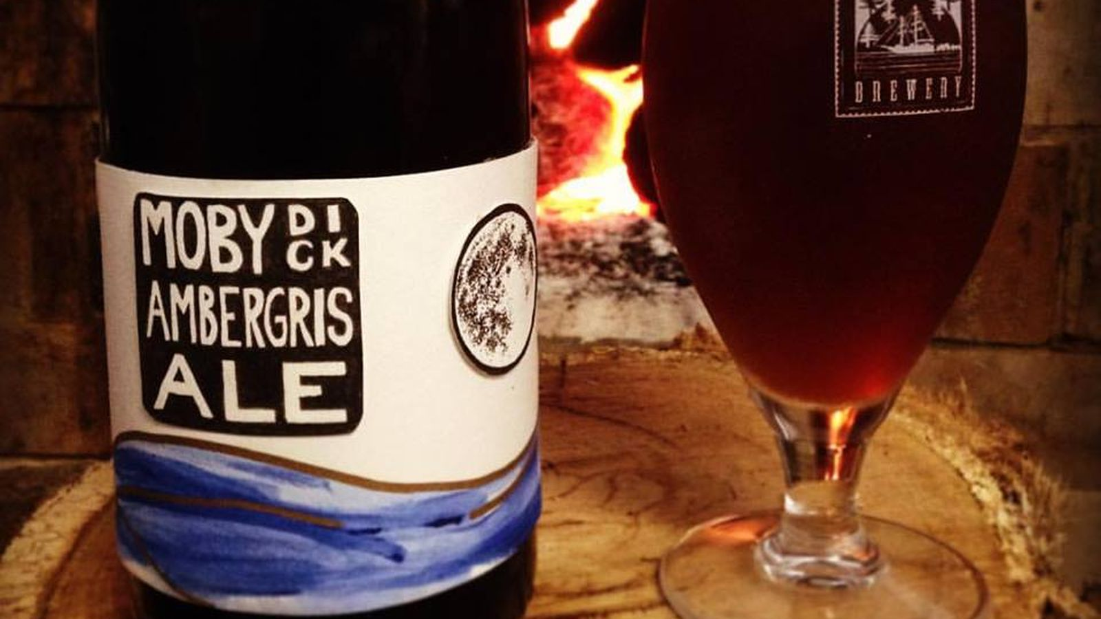 Moby Dick Ambegris Ale