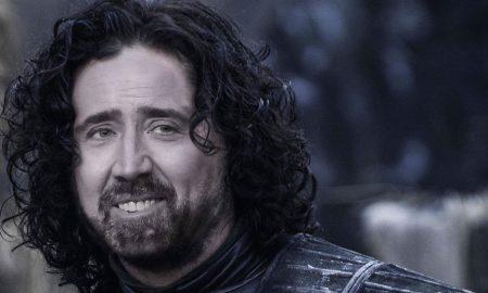 Nicolas Cage Jon Snow