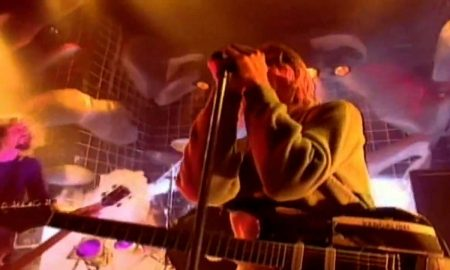 Nirvana Top Of The Pops