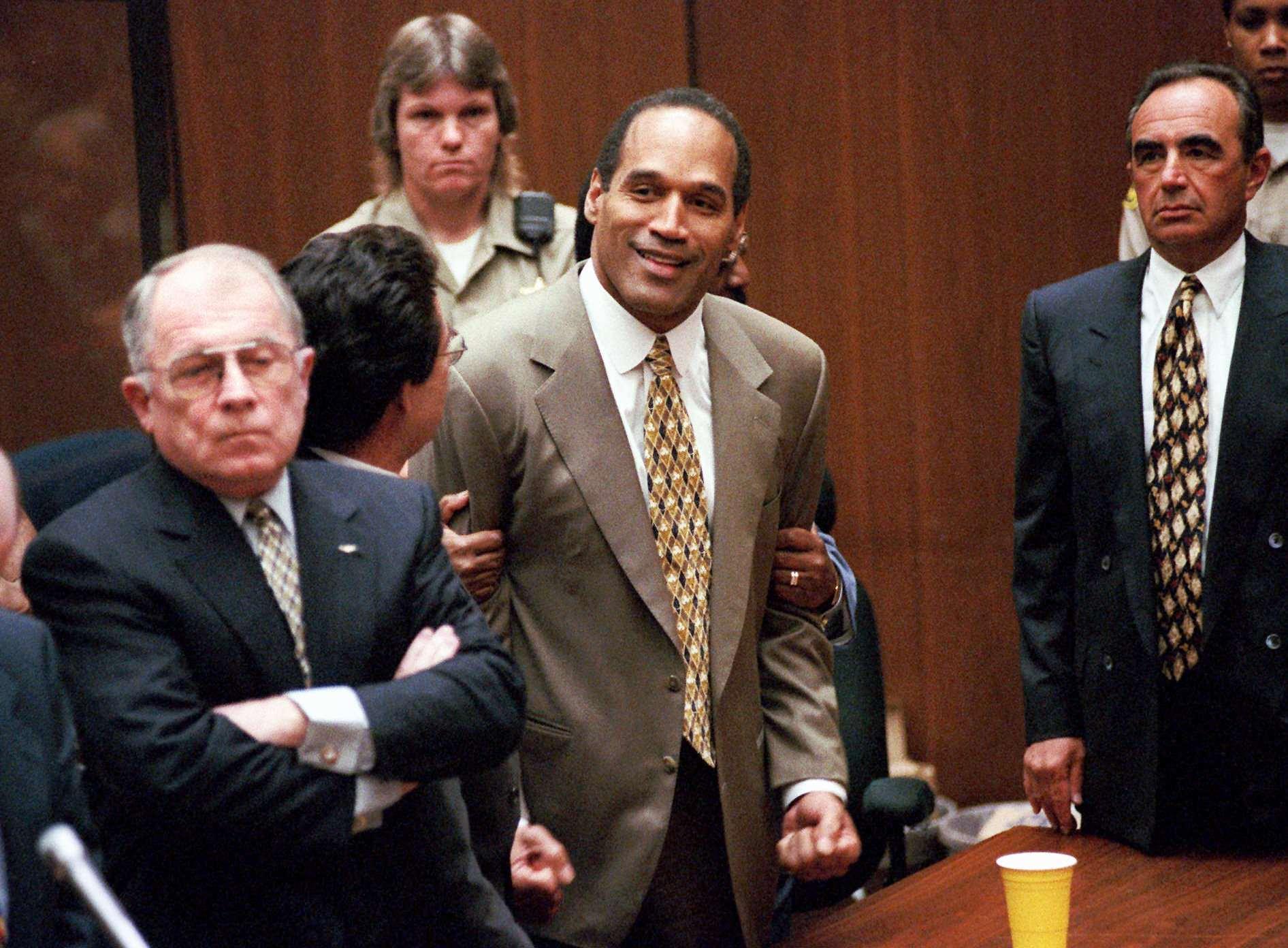 OJ Simpson Acquittal