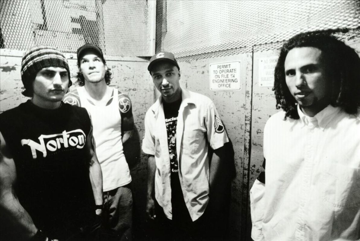 It Looks Like Rage Against The Machine Might Be Making A