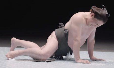 Sumo Wrestler Stuck