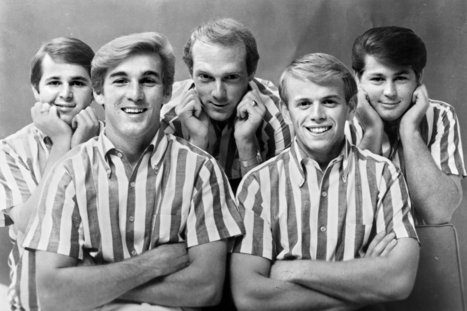 Image result for THE BEACH BOYS
