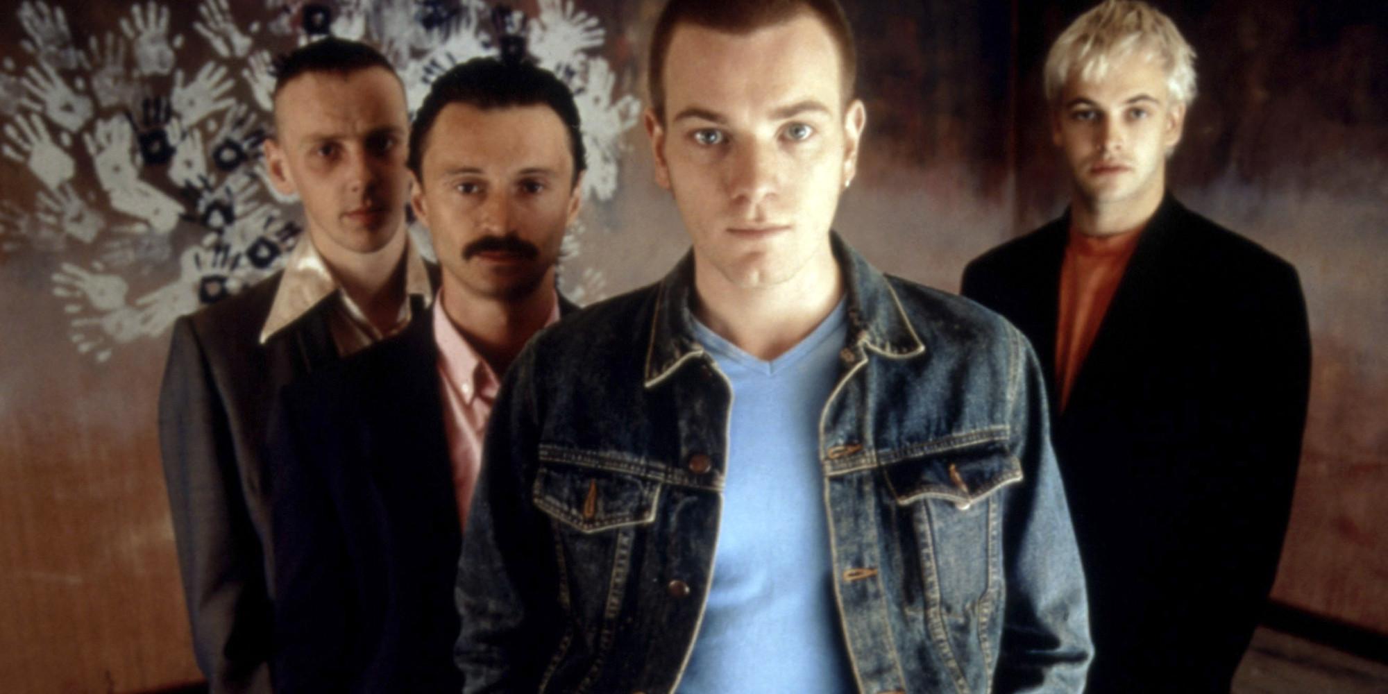 'Trainspotting' Film - 1996