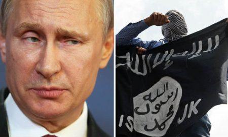 Vladimir Putin ISIS