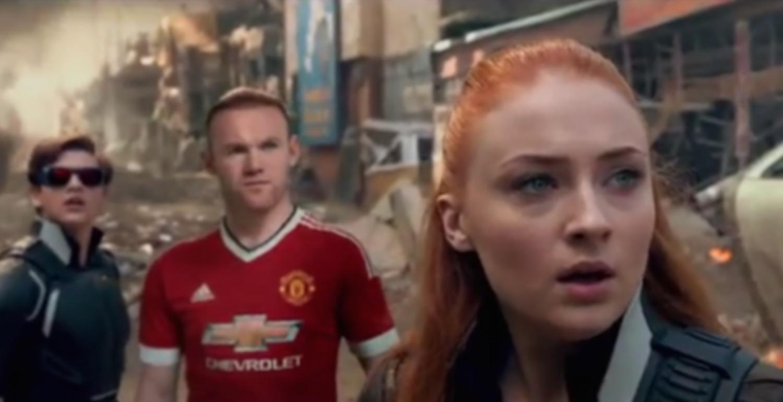 Wayne Rooney X Men