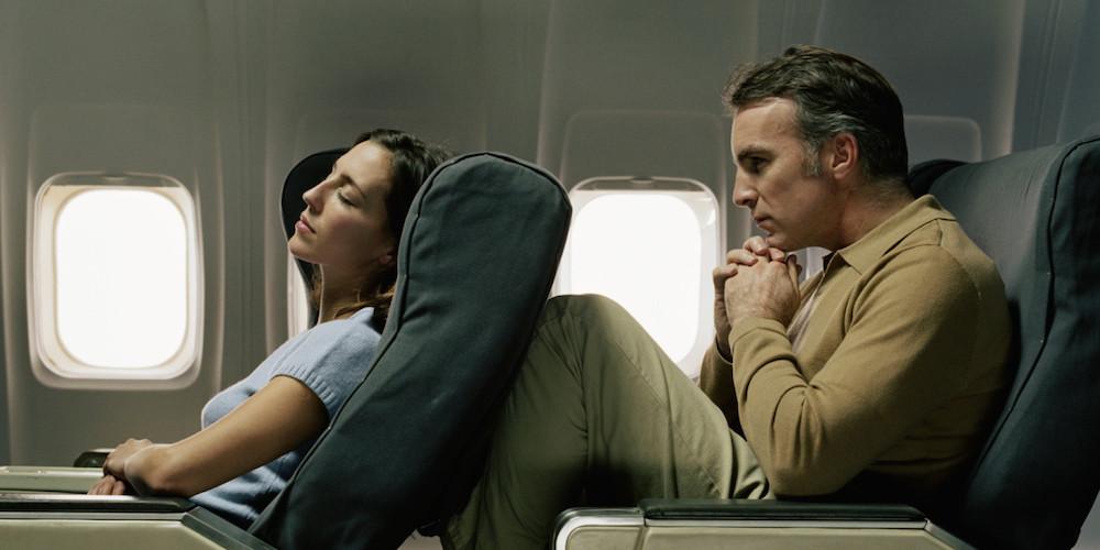 seat back plane
