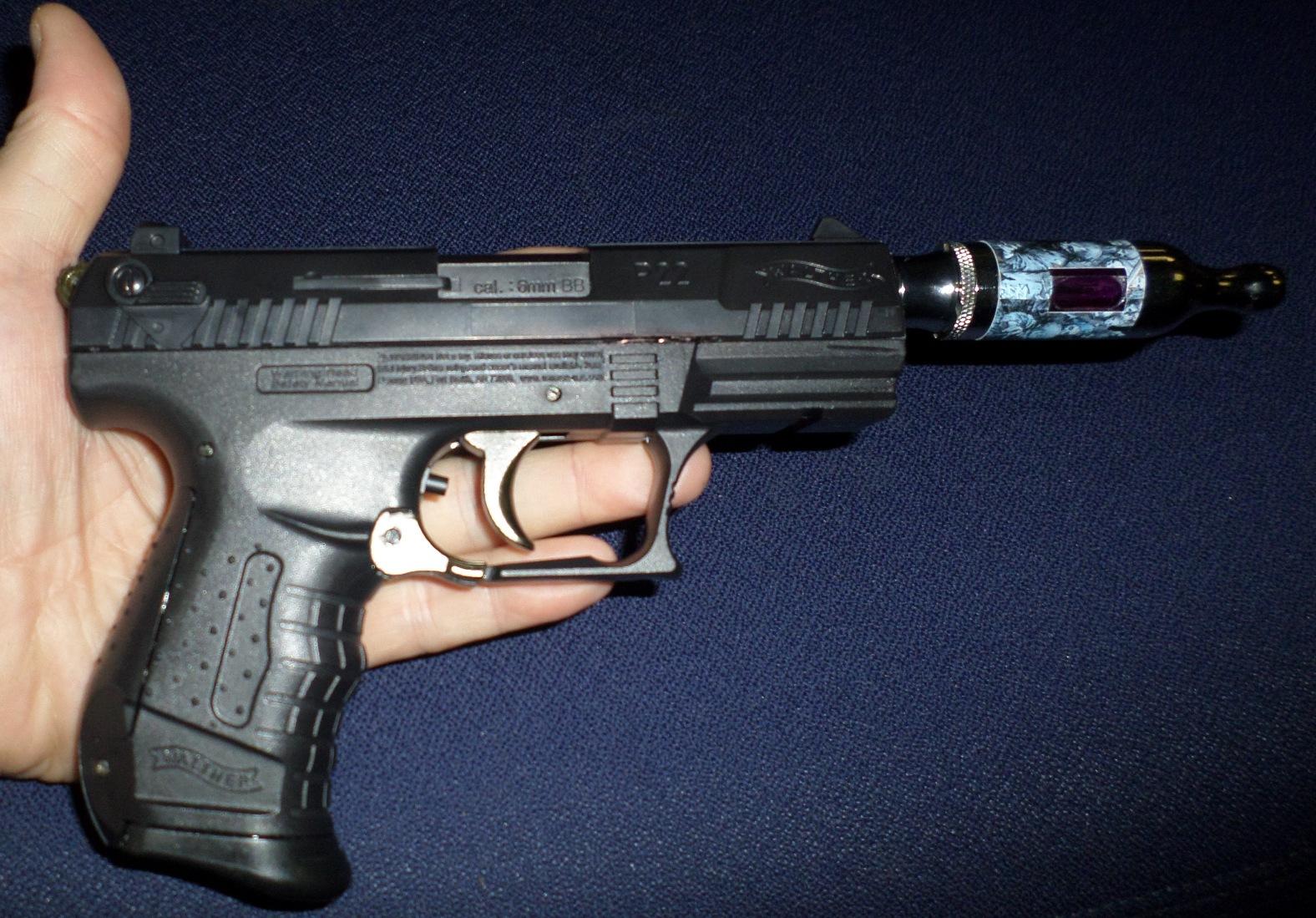 vape gun