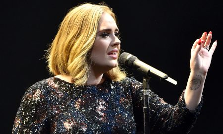 Adele Performs At The O2 Arena