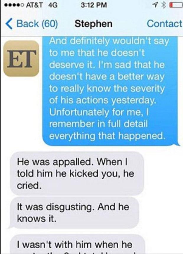 Amber Heard Texts 3