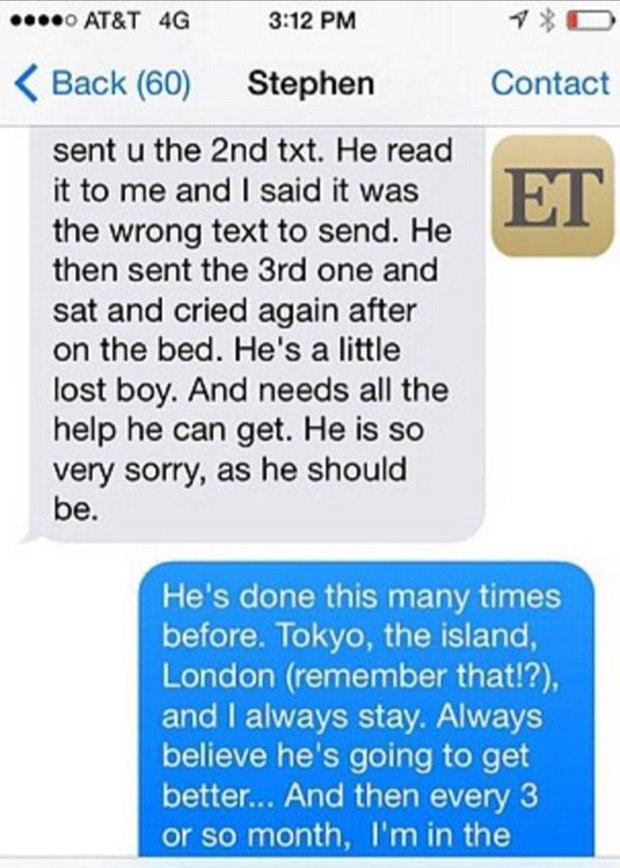 Amber Heard Texts 4