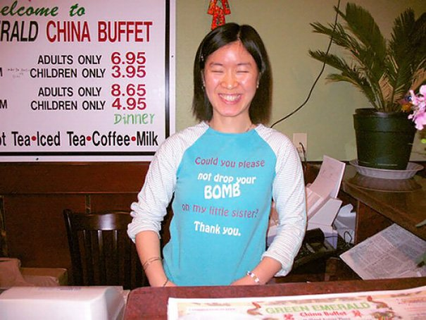 Badly Translated T-shirts 20