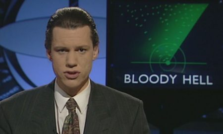 Chris Morris The Day Today