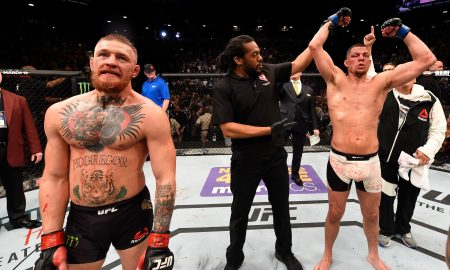 Conor McGregor Nate Diaz