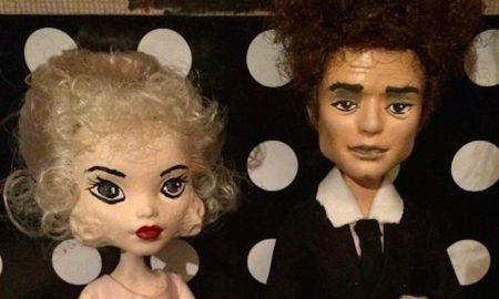 Eraserhead dolls