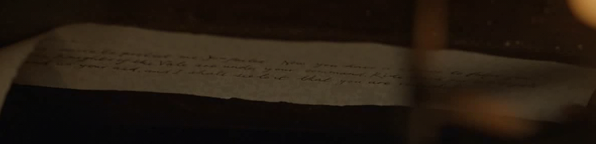 Game Of Thrones Letter 4
