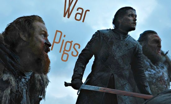 Game Of Thrones War Pigs