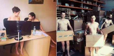 Get Naked AT Work 2