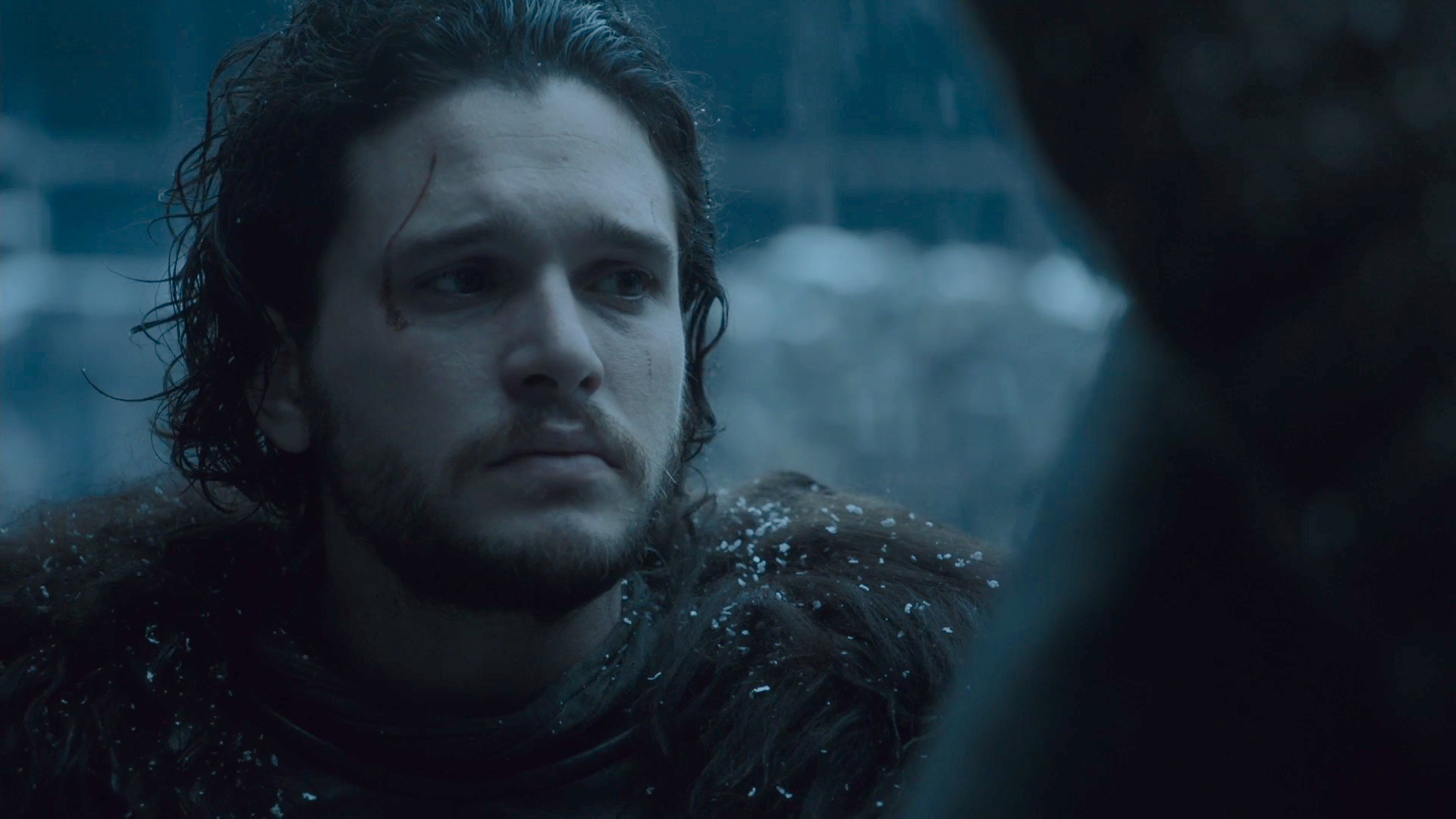 Jon Snow Sad